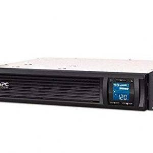 APC Smart-UPS C 1000VA 2U Rack mountable LCD 230V