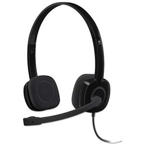 Headphones - LOGITECH Stereo Headset H151 - Black (3.5 MM JACK)