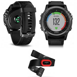 Fenix® 3 Sapphire HR (GPS WATCH)