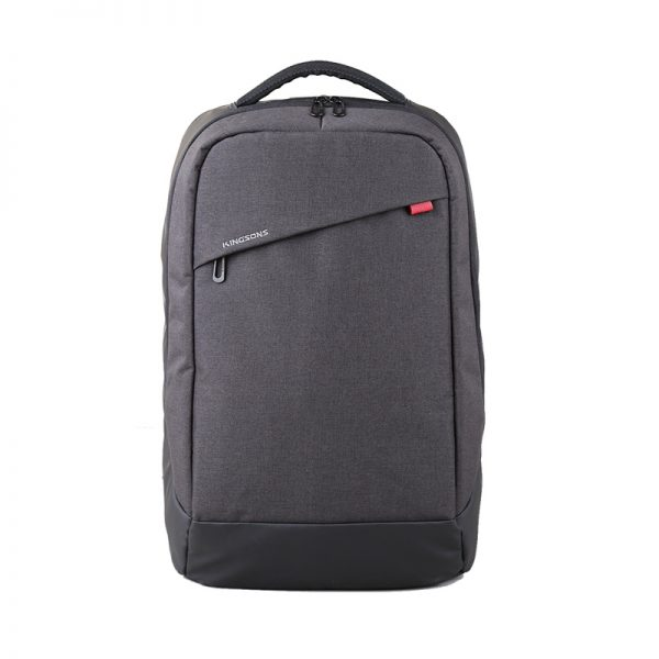 "KB 15.6"" Arrow Series Laptop BACKPACK - Grey"