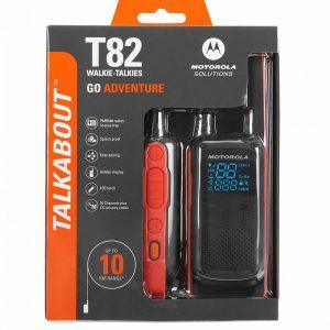 Motorola T82 Walkie-talkies