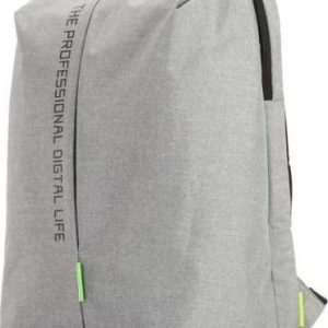 "KINGSTONS PULSE SERIES 15.6"" Laptop BACKPACK (GREY)"