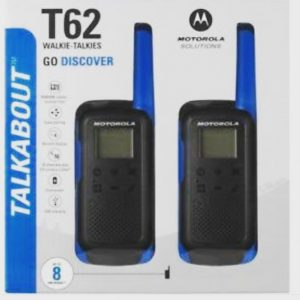 Motorola T62 Walkie-talkies