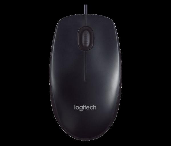 Mouse - LOGITECH Corded Mouse M90