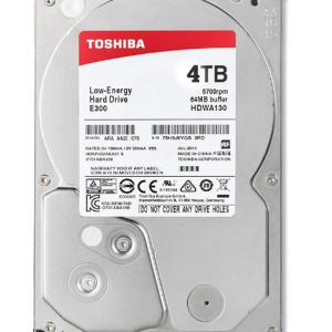 Toshiba 4 TB Surveilance Hard Disk