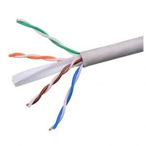 Cat 6 4 Pair UTP Cable 305m