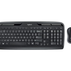 COMBO - LOGITECH Wireless Keyboard & Mouse Combo MK330